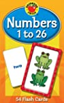 Numbers 1 to 26 (Brighter Child Flash...