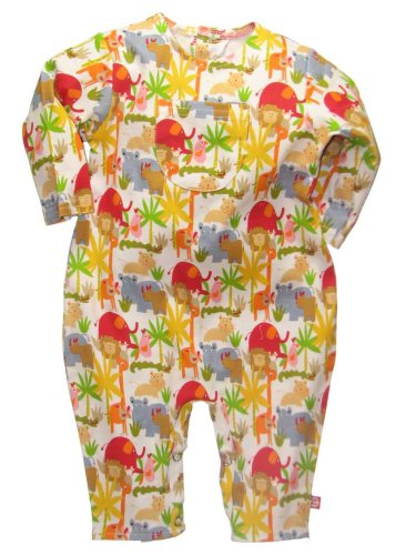 Zoo Crew Coverall by Zutano - Buy Zoo Crew Coverall by Zutano - Purchase Zoo Crew Coverall by Zutano (Zutano, Zutano Apparel, Zutano Toddler Boys Apparel, Apparel, Departments, Kids & Baby, Infants & Toddlers, Boys, One-Pieces & Rompers)