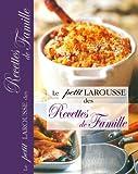 echange, troc Joanne Harris, Fran Warde - Le petit Larousse des recettes de famille