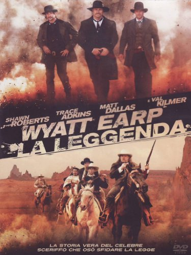 Wyatt Earp - La leggenda [IT Import]
