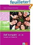 DaF kompakt Kursbuch A1-B1 (3CD audio)