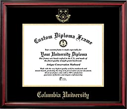 Columbia University Affordable Diploma Frame (10.5 X 12.5)