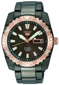 SEIKO SRP172K1 - Reloj de Caballero movimiento automático con brazalete metálico
