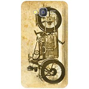 Samsung Grand 2 Phone Cover - Traditional Way Matte Finish Phone Cover