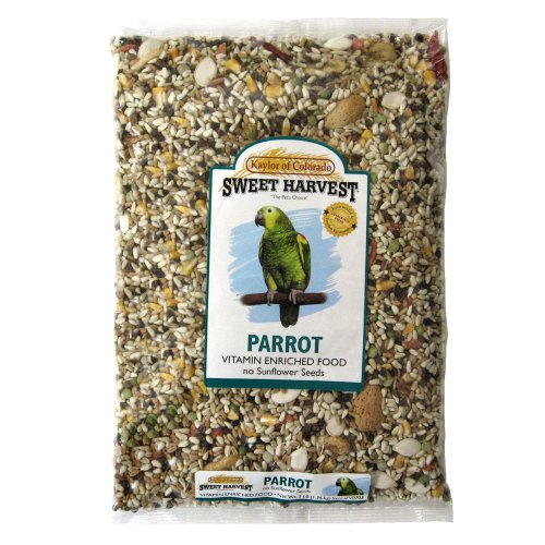 Cheap Sweet Harvest Vitamin Enriched Parrot No Sunflower Seeds (B006I0YS4K)