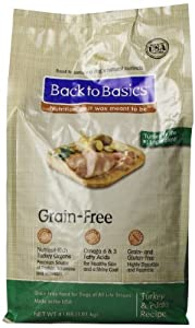 Back To Basics Dog Food Grain Free