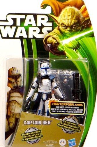 Gnstig hasbro 16577100 cranium kaufen und sparen captain rex in phase ii armor clean cw04 2013 star wars the clone fandeluxe Gallery