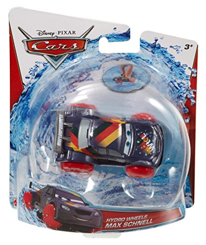 Disney/Pixar Cars, Hydro Wheels, Max Schnell Bath Vehicle