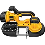 Dewalt DCS370K 18V Cordless XRP Band Saw Kit