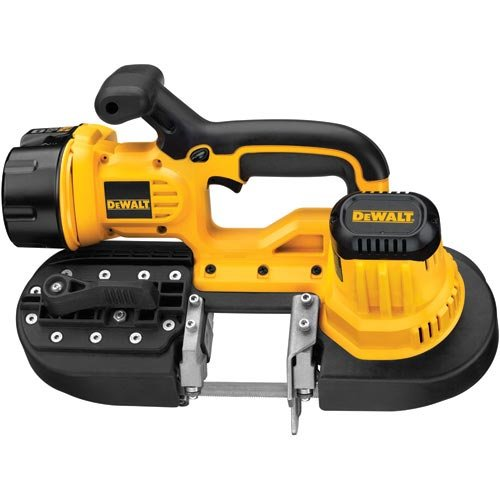 Review Of DEWALT DCS370K 18-Volt NiCd Cordless Band Saw
