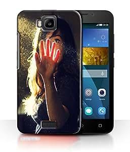 PrintFunny Designer Printed Case For HuaweiHonorBee
