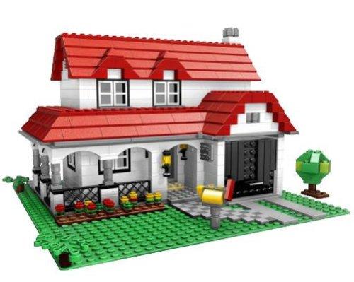 lego creator 4956 haus neu review kaufen 2018. Black Bedroom Furniture Sets. Home Design Ideas
