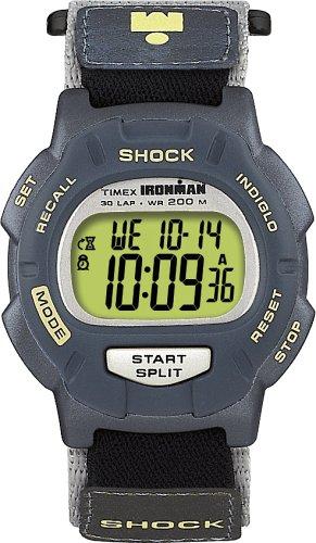 Timex Men s T53781 Ironman Triathlon 30-Lap Shock Resistant WatchB0000TIMVU