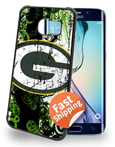 Green Bay Packers Cell Phone Hard Case for Samsung Galaxy S6 from VibrantCreations