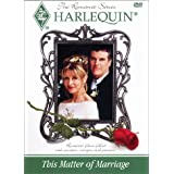 This Matter of Marriage: Harlequin Romance Series by