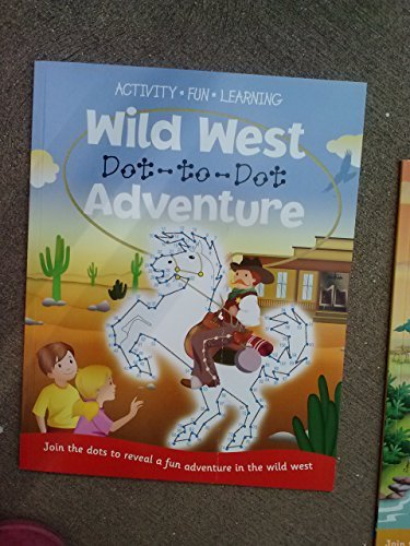Wild West Dot-to-Dot Adventure