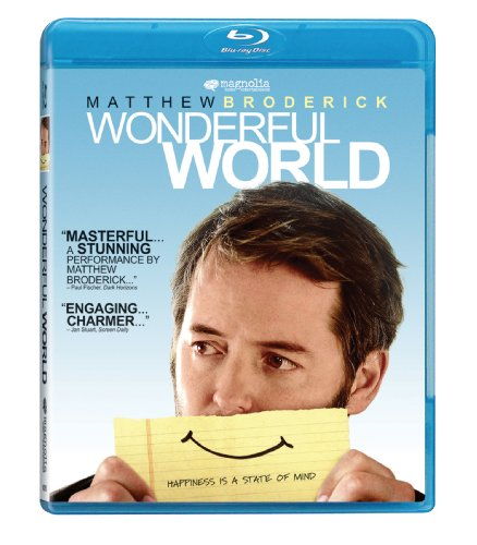 Cover art for  Wonderful World [Blu-ray]