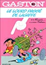 Gaston, Tome 5 : Le lourd pass� de Lagaffe : Edition limit�e par Franquin