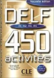 img - for DELF. Unite A 1 - A 4. Nouvelle Edition. 450 activites. (Lernmaterialien) book / textbook / text book