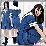 熊本学園大学付属高等学校 夏制服 ワンピース コスチューム レディース