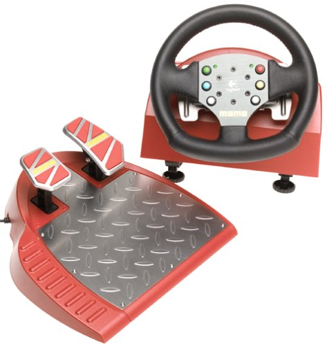 Logitech MOMO Force Steering Wheel (963260 -0403)