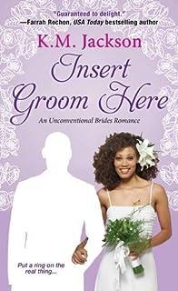 Book Cover: Insert Groom Here