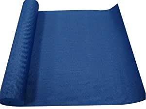 Yoga Direct Oversized Yoga Mat, Blue, 36-Inches