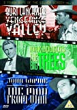 3 Tough Guys Of The Silver Screen - Vol. 2 - Vengeance Valley / The Big Trees / The Man From Utah [DVD]