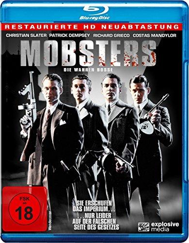 Mobsters - Die wahren Bosse (Blu-ray) [Edizione: Germania]
