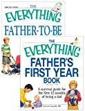 img - for The Everything New Father Bundle (Everything Series) book / textbook / text book