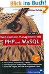 Web Content Management mit PHP und My...