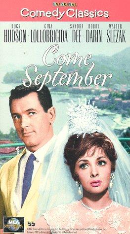 Come September [VHS] [Import]