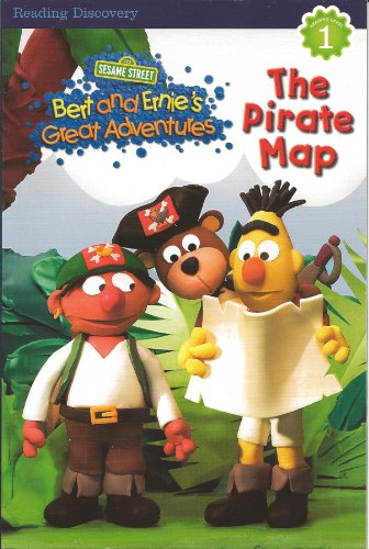 "Sesame Street Bert and Ernie's Great Adventures ""The Pirate Map"" Level 1 - 1"