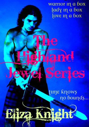 The Highland Jewel Series (Warrior in a Box, Lady in a Box, Love in a Box)