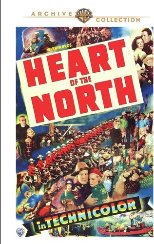 DVD : Heart Of The North (1938)