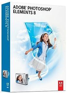 Adobe Photoshop Elements 8 [Old Version]