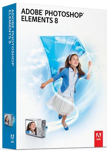 Adobe Photoshop Elements 8 at Amazon.com