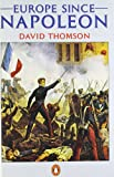 Europe Since Napoleon (0140135618) by Thomson, David