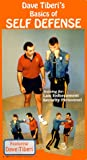 Dave Tiberi's Basics of Self Defense [VHS]