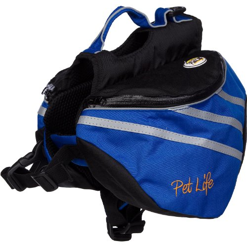 Everest Dog Backpack (Features Dupont Wick-Proof Technology) With Free Purchasecorner Cleaning Cloth
