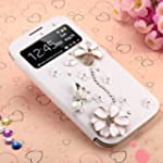 ESGO LUXURY 3D CRYSTAL BLING Case Cov...