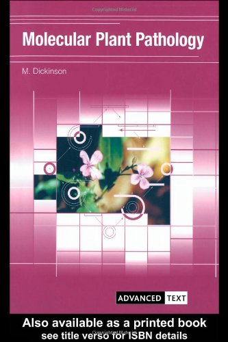 Molecular Plant Pathology (Advanced Texts)