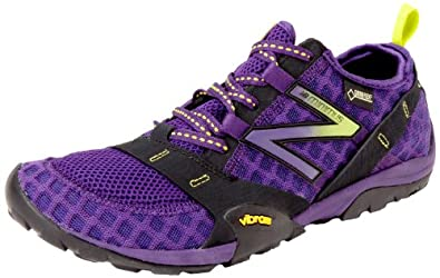 New Balance Ladies WO10 Minimus Gore-Tex Trail Running Shoe by New Balance