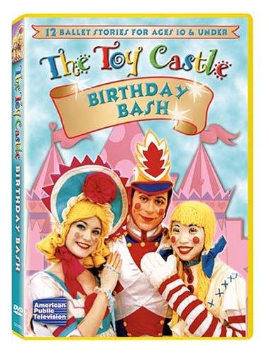 Toy Castle: Birthday Bash [DVD] [2006] [Region 1] [US Import] [NTSC]