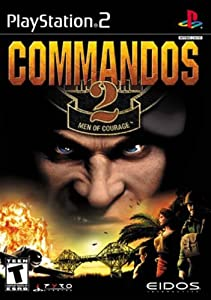 Commandos 2 Men Of Courage Ps2 by Eidos