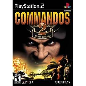 Commandos 2: Men of Courage ps2 51EXQGG9X6L._AA280_