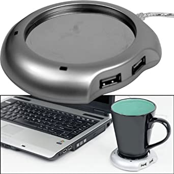 USB Powered Beverage Warmer