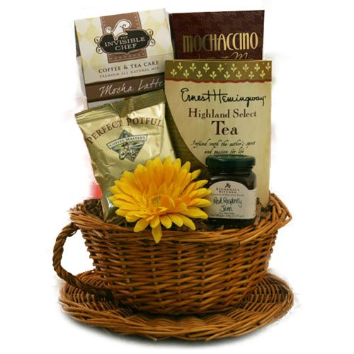 Breakfast Delight Breakfast Gift Basket