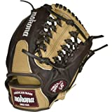 Nokona BB-1150M Buckaroo (Sandstone/Chocolate Kangaroo) Baseball Glove 11.5