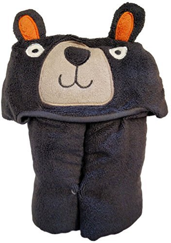 Circo Hooded Towel, Soft Plush Bear, Machine Washable (Hooded Towel Adult compare prices)